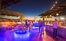 Visit a Rooftop Hangout