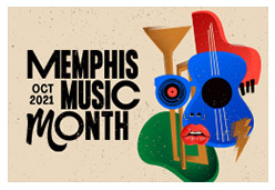 October Means Memphis Music Month
